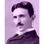 La Plaque d'Energie Pourpre de Nikola Tesla